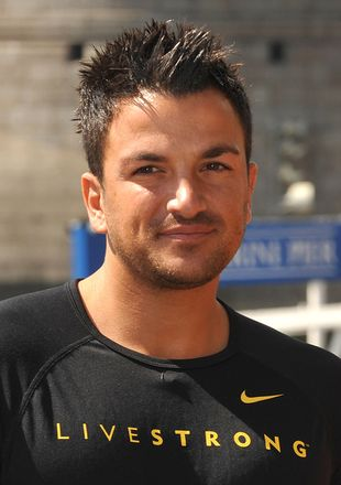Peter Andre wygrał walkę z PEOPLE