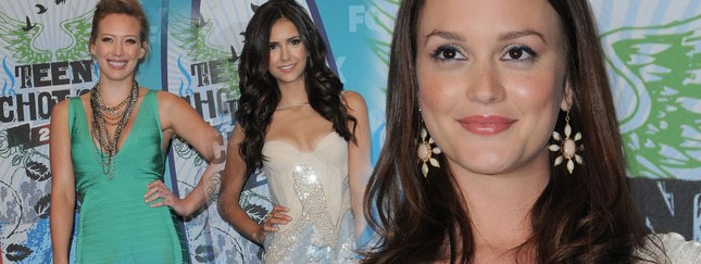Gwiazdy Teen Choice Awards (FOTO)