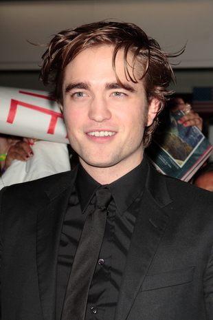 Robert Pattinson ubiera się w second handach