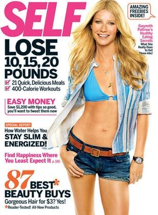 Gwyneth Paltrow: wolę wypalić cracka, niż zjeść ser z puszki