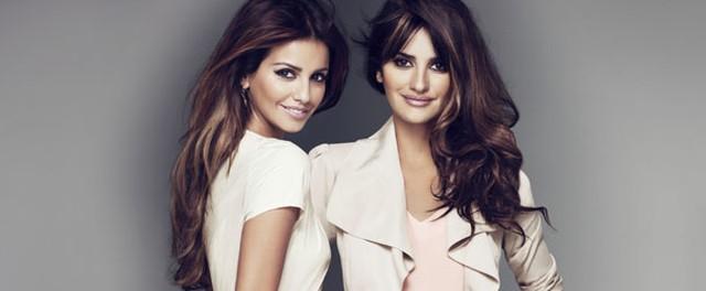 Duet sióstr Cruz w nowej kampanii reklamowej (FOTO)