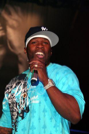 50 Cent chce wyrzucić syna z domu