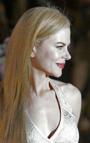 Nicole Kidman lubi męskie ciuszki