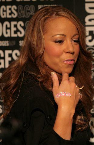 Mariah Carey zachciankami przebija Jennifer Lopez