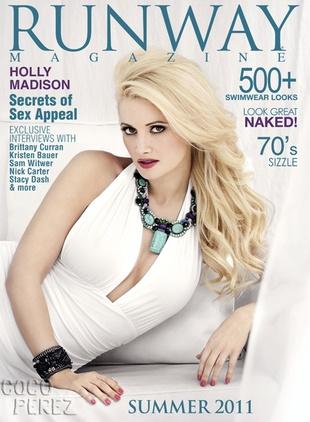 Holly Madison mówi, że jest świnką