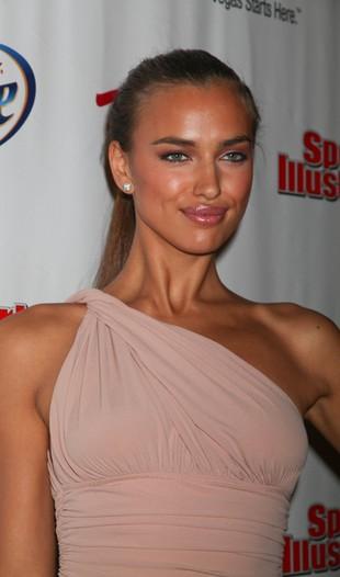 Irina Shayk, dziewczyna Ronaldo, jest w szoku