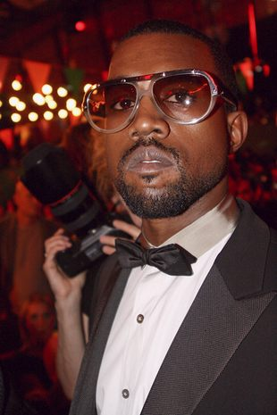 Kanye West skromny nie jest