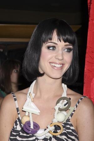 Katy Perry cała w zeberkę (FOTO)