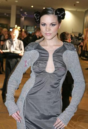 Dominika Gawęda - jednak długowłosa (FOTO)