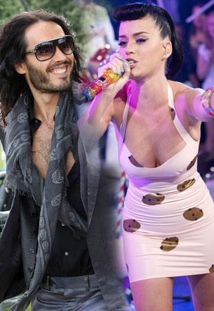 Russell Brand i Katy Perry - ślub na Hawajach