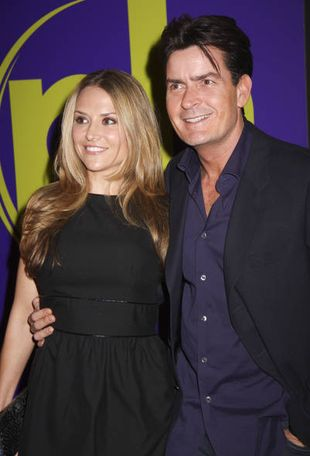 Charlie Sheen i Brooke Mueller kochali trójkąciki