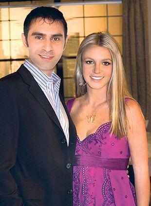 Britney Spears ma romans z bollywoodzkim choreografem!