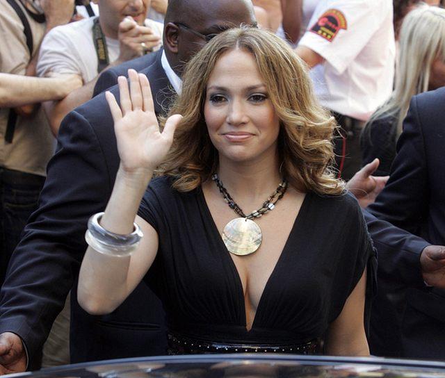 Jennifer Lopez to tyranka!