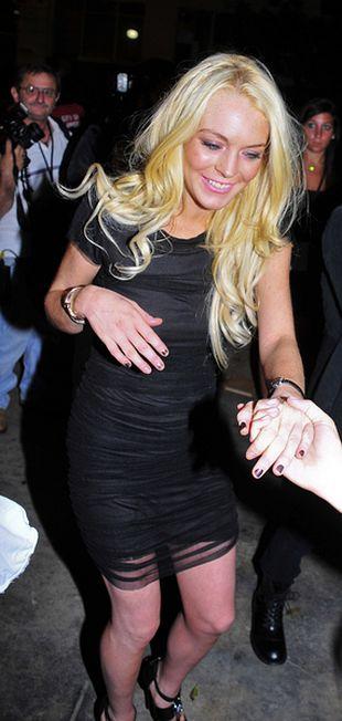 Lindsay Lohan: Odwyk jest jak wakacje
