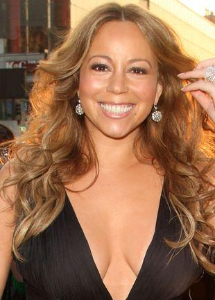 Mariah Carey przytyła 8 kilogramów