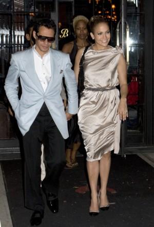 Jennifer Lopez i Marc Anthony szczęśliwy jak nigdy dotąd