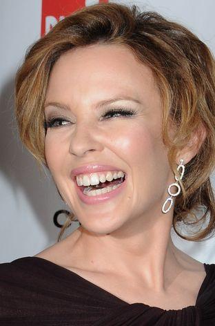 Kylie Minogue uderzyła swojego chłopaka przy ludziach!