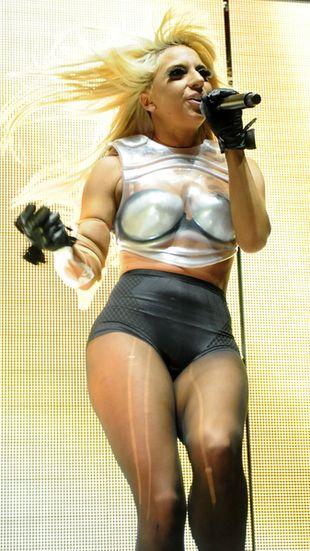 Lady Gaga nie chce rozebrać się dla Playboya