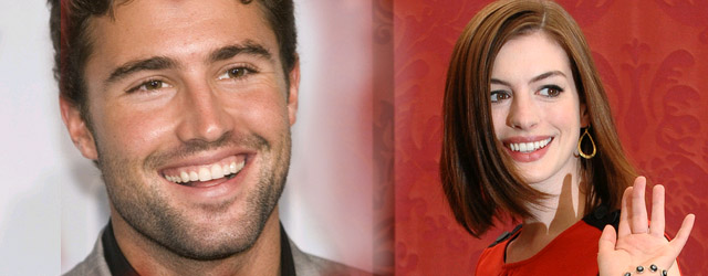 Brody Jenner - nowy facet Anne Hathaway