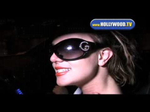 Britney Spears w Blenderze