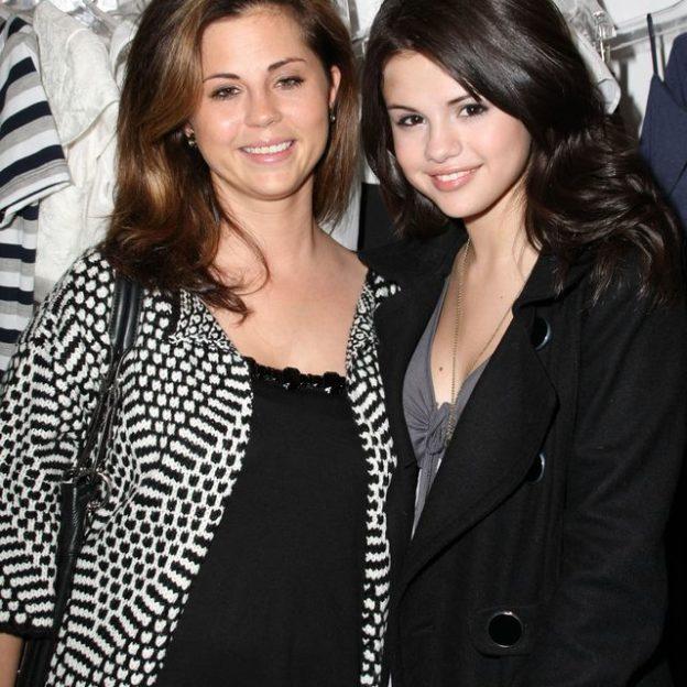 Selena Gomez i jej mama Mandy Teefey