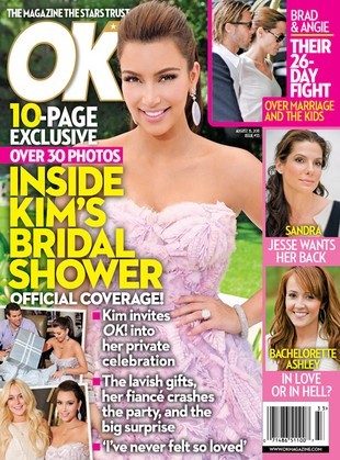 Kim Kardashian – perfumy z okazji ślubu (FOTO)