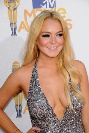 Lindsay Lohan wycięta z trailera jej najnowszego filmu!