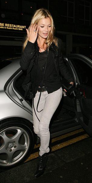 Kate Moss boi się młodszych rywalek?