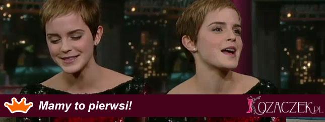 Emma Watson nie potrafi się komunikować z Amerykanami