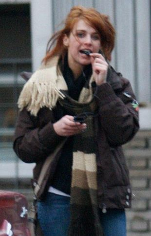 Julia Kamińska jest teraz ruda! (FOTO)