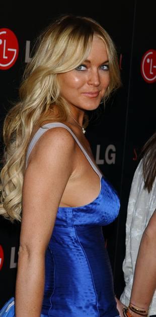 Lindsay Lohan przyznała, że kocha Samanthę