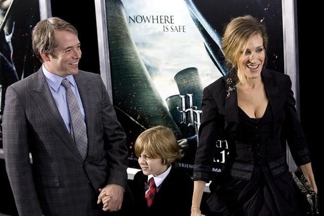 Sarah Jessica Parker zabrała synka na premierę (FOTO)