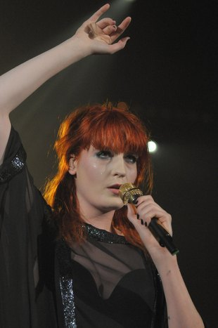 Lubicie Florence and the Machine? (FOTO)