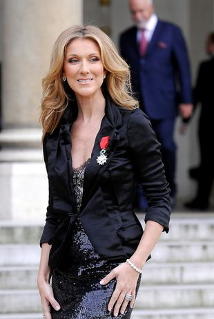 Celine Dion znów jest w ciąży!