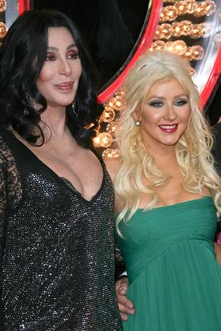 Christina Aguilera: Cher dała mi małżeńskie rady