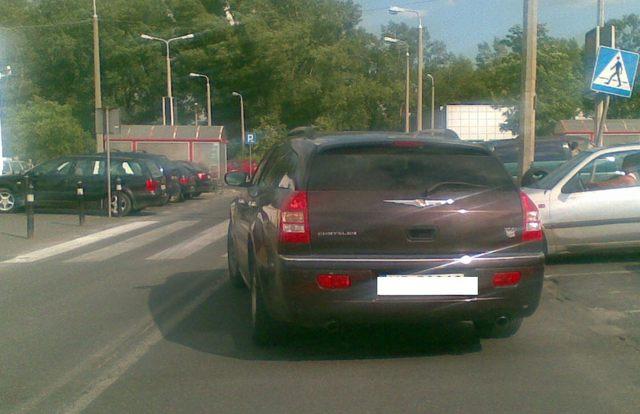 Czyj to samochód? (FOTO)