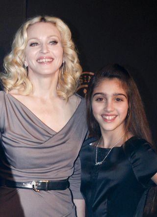 Córka Madonny uczy się aktorstwa