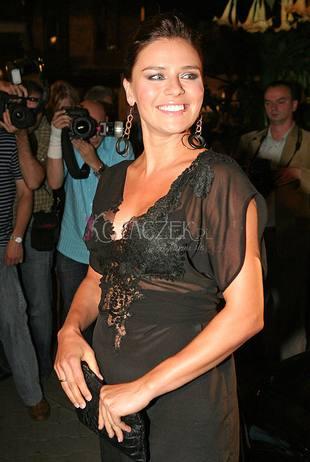 Natasza Urbańska - za 17 dni ma termin porodu