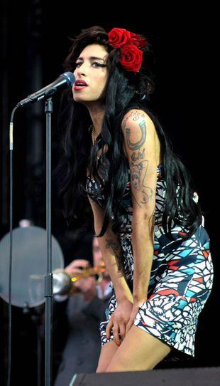 Amy Winehouse znalazła sobie lepszy model!