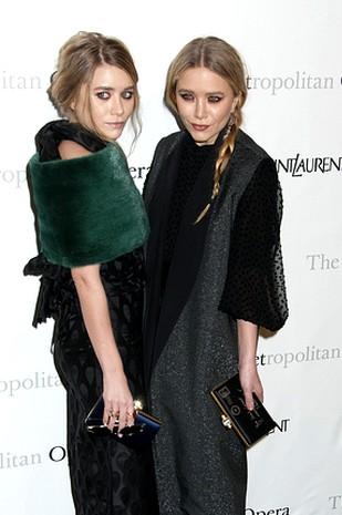 Olsenki nie pozują z młodszą siostrą (FOTO)