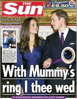 Zobacz projekty sukien ślubnych Kate Middleton (FOTO)