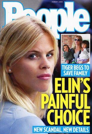 Elin wraca do Tigera