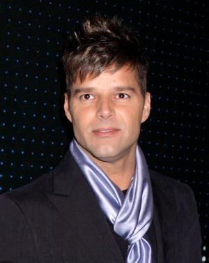Szczęśliwy tatuś Ricky Martin (FOTO)