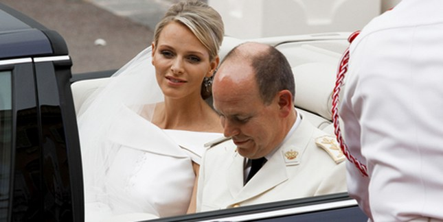 Księżna Cherlene nie mieszka z księciem Albertem