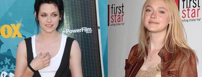 Dakota Fanning i Kristen Stewart - nowa przyjaźń w Hollywood