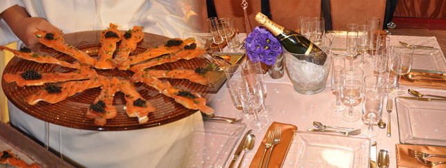 Oskary 2010 od kulinarnej strony (FOTO)
