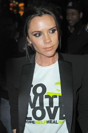 Wiemy, jak będzie miała na imię córka Victorii Beckham