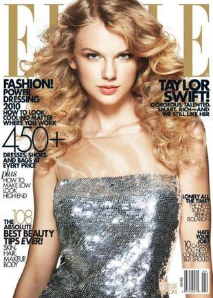 Taylor Swift na okładce Elle (FOTO)