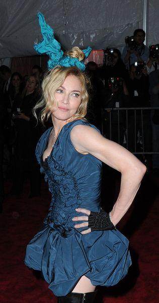 Madonna może adoptować małą Mercy James!