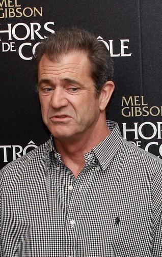 Mel Gibson groził kochance pistoletem!